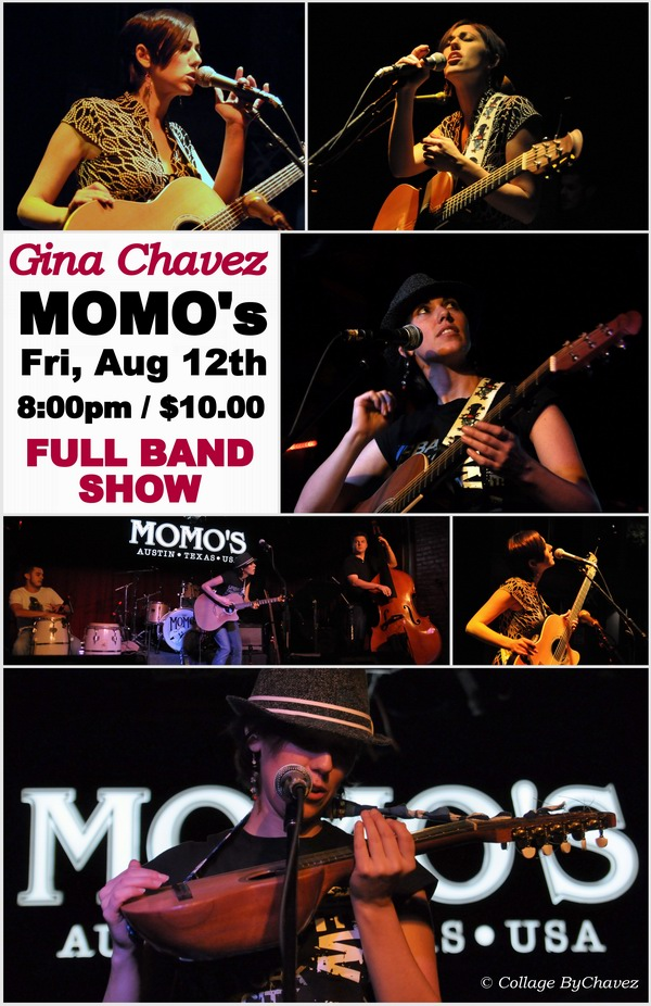 Gina Chavez plays Momo's