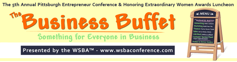WSBA 2013 Conference - The Business Buffet