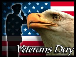 Veterans Day Eagle