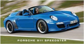 Porche 911 Speedster