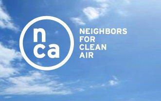 blue sky NCA logo