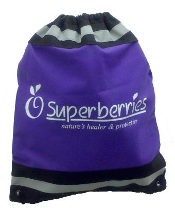 Supreberries Sports Bag
