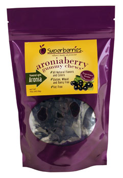 Aroniaberry Gummy Chews