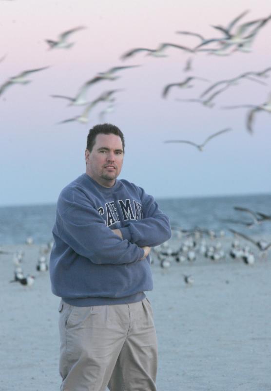 Craig at the Cove