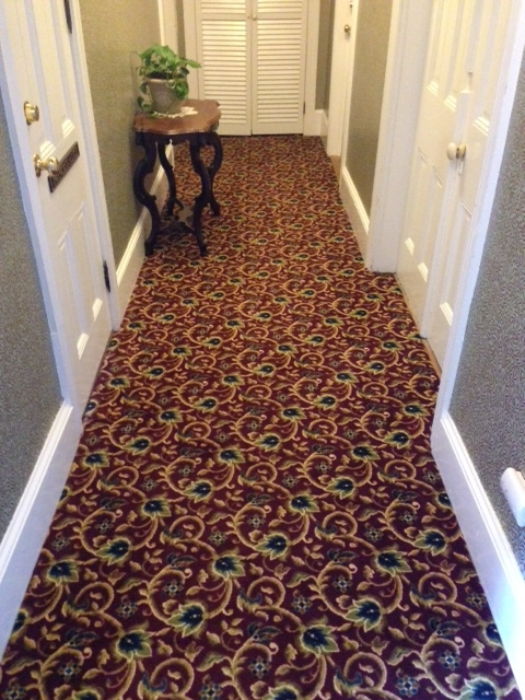 New Carpet in House of Royals
