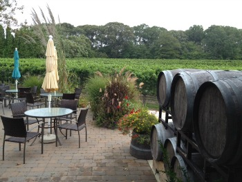 CM Winery Patio