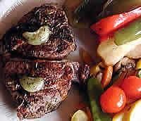 Cucina Rosa steak