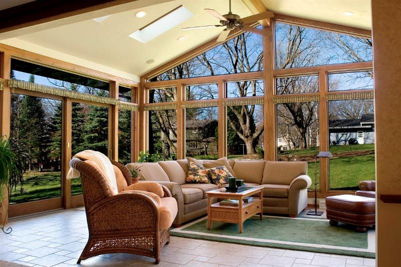Have you considered a sunroom addition?