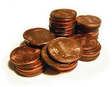 Pennies Image