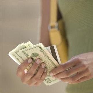 Hands wtih Money