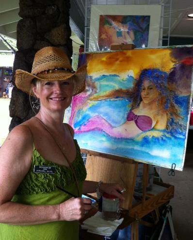 Patrice Painting