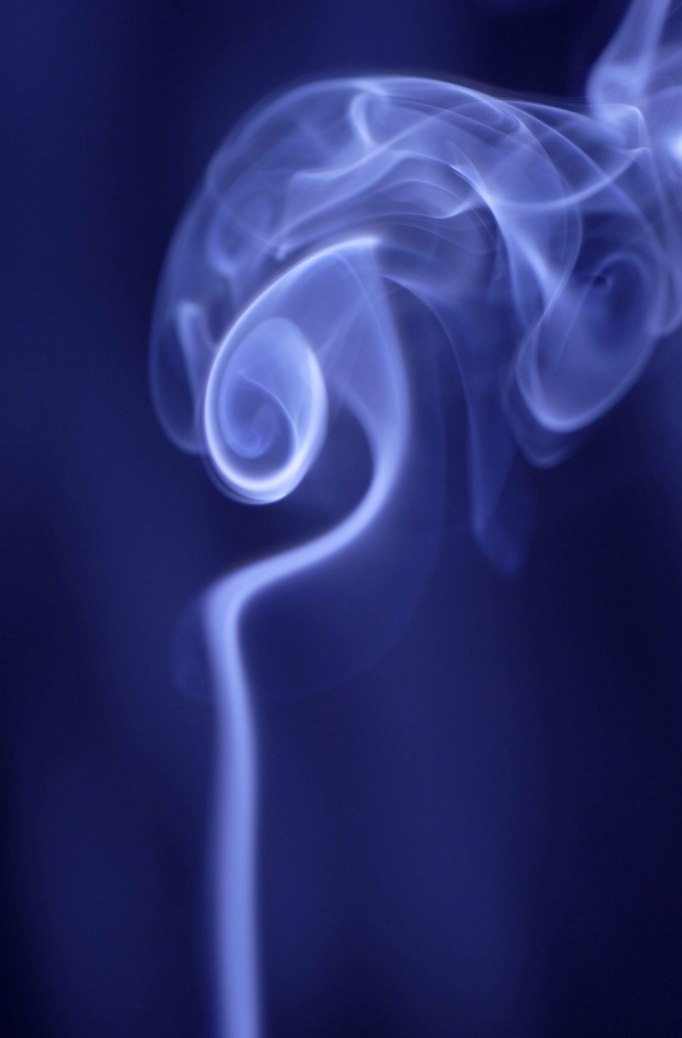 Smokey Question Mark