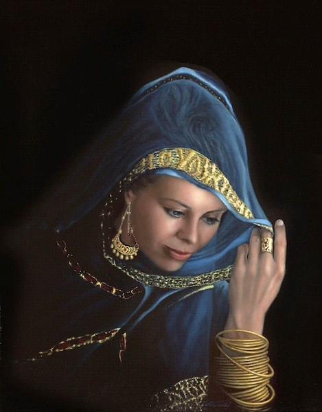 Nicholas Petrucci Dama Madonna 20