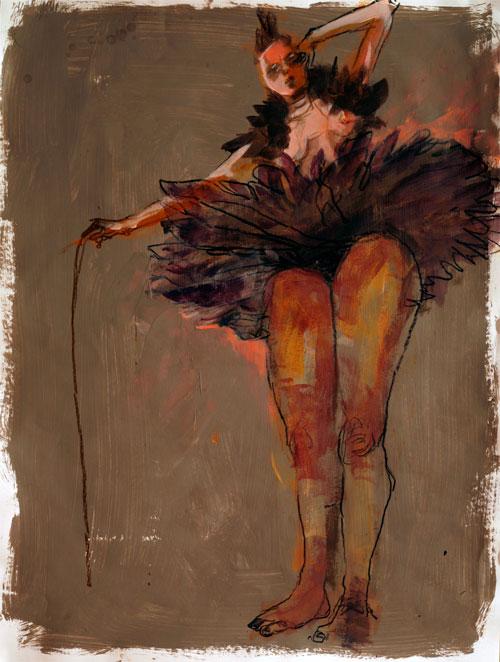 Angela by Peter Bragino
