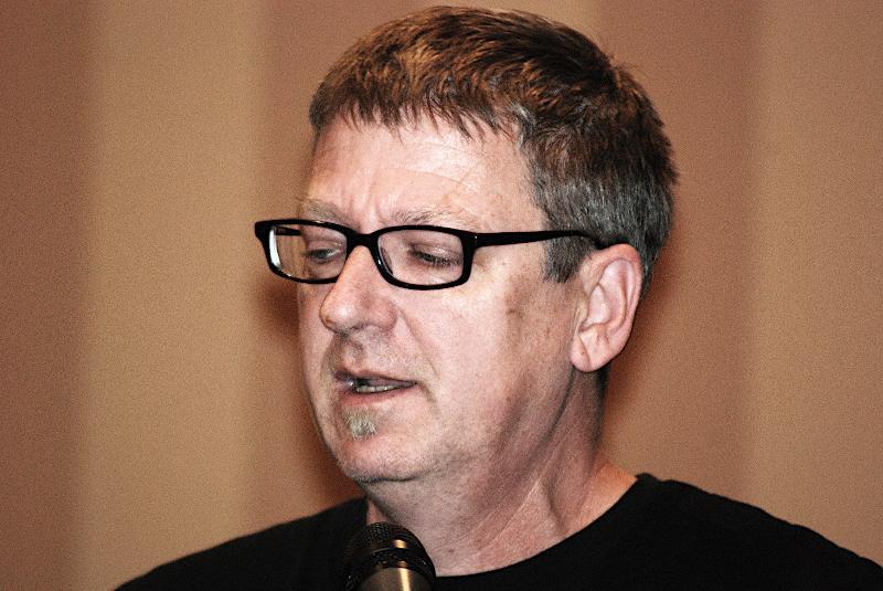 Author Derf Backderf