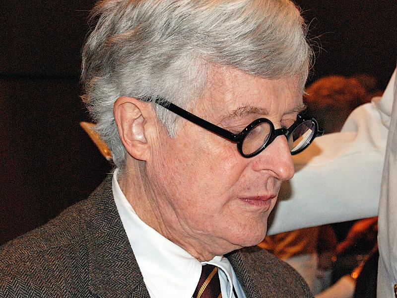 ALAN Award Winner George Nicholson