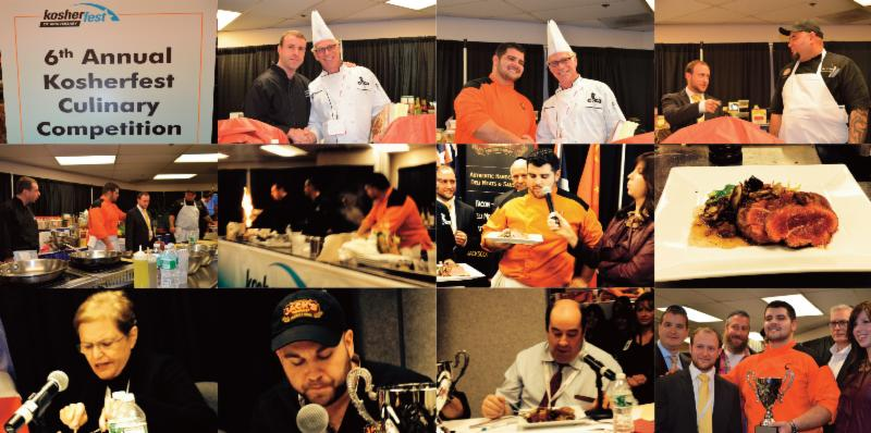 Kosherfest Culinary Competition