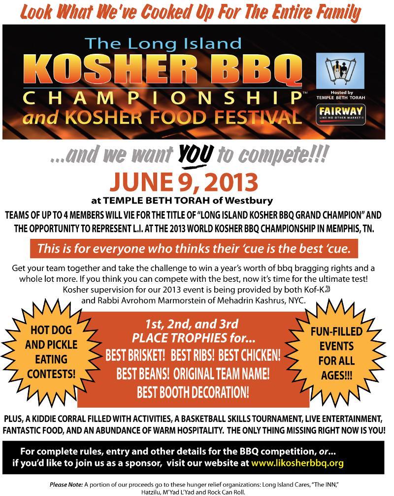 LI Kosher BBQ