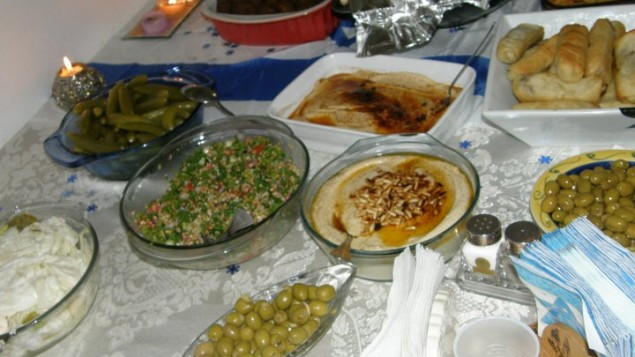 Israeli food in Jamaica