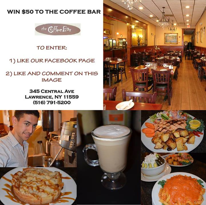 The Coffee Bar Contest