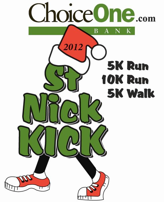 st nick kick logo