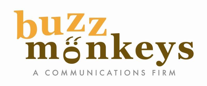 Buzz Monkeys Logo