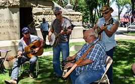 Prescott Bluegrass Festival