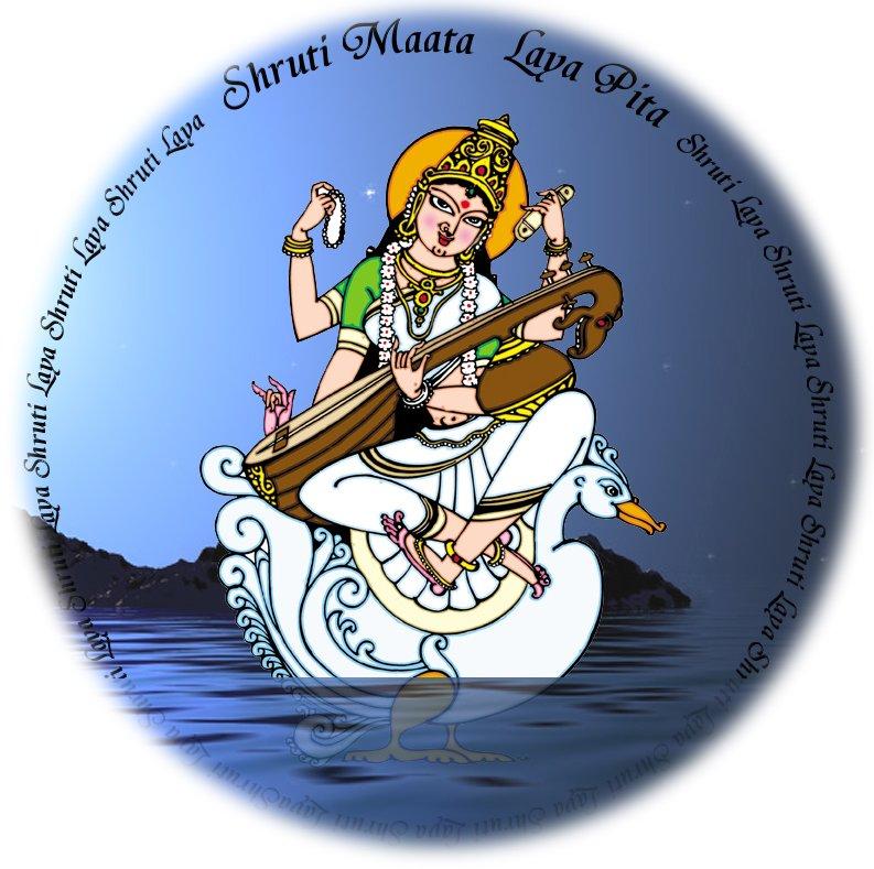 Shruti Laya Logo