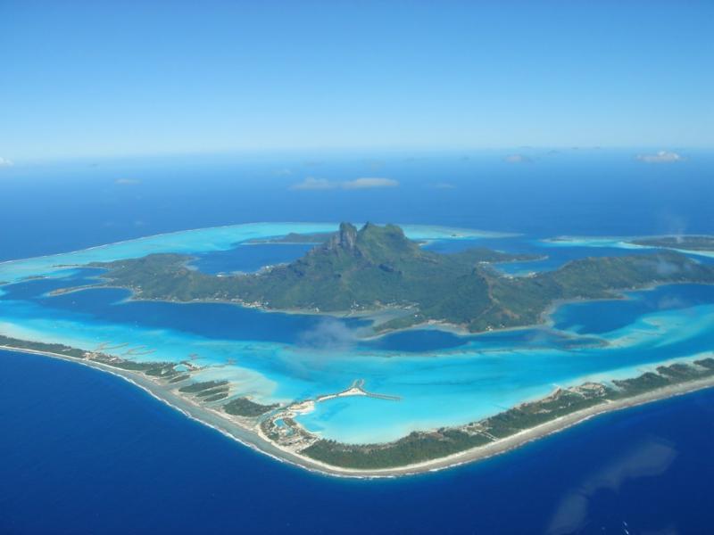Latitude:  Tahiti Trip 2018
