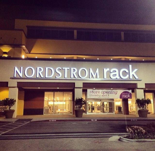 Riverside Plaza Will Be Welcoming A New Tenant To The Center On Thursday April 3 With Grand Opening Of Nordstrom Rack Is First