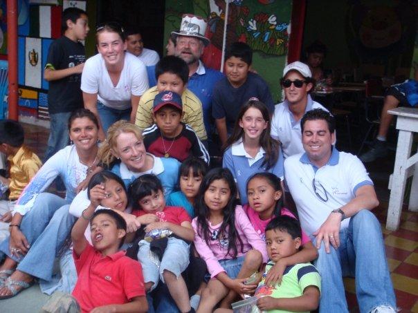 JustWorld Delegation in Guatemala