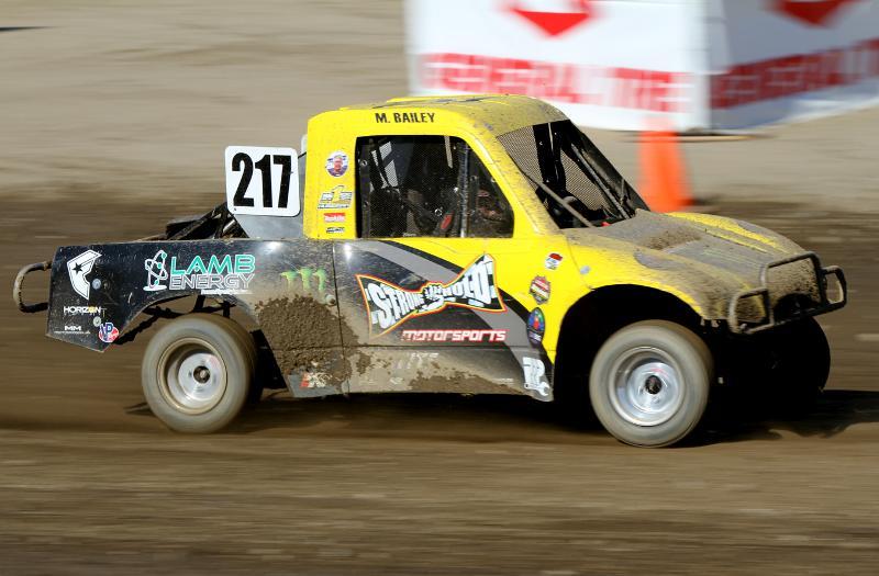 Madix Bailey GH Racing 2012