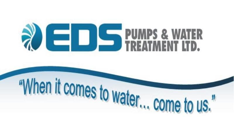 EDS LOGO WITH WAVE