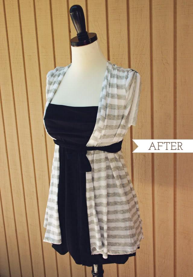 vest after