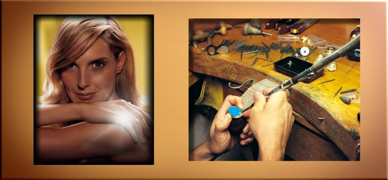 Jewelry repair & sparkle
