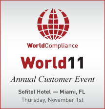 World11 Annual Customer Event by World Compliance
