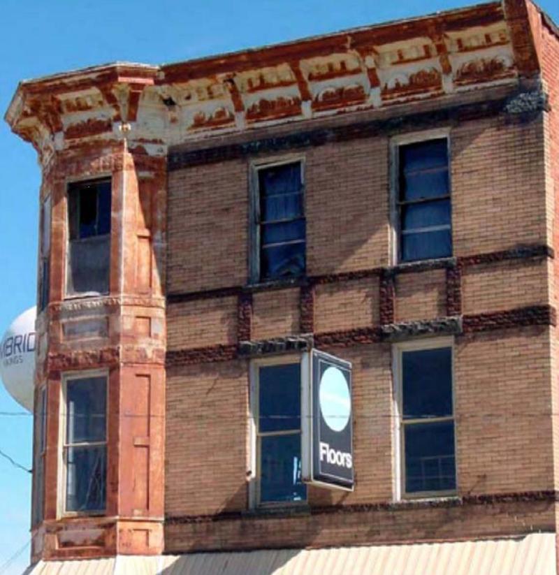 Rust on Buildings