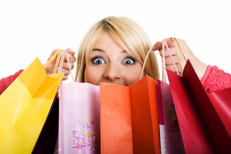 Customer Shopping
