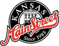 Kansas Main Street Logo