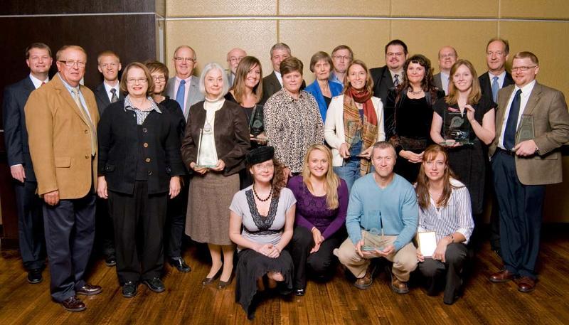Emporia Group Photo at Symposium