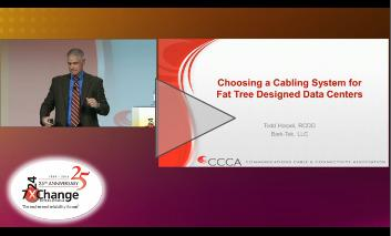 CCCA presentation at 7x24 conference