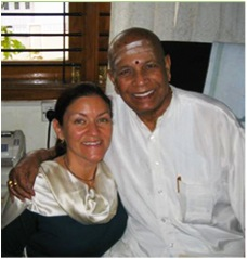 Leigha & Guruji