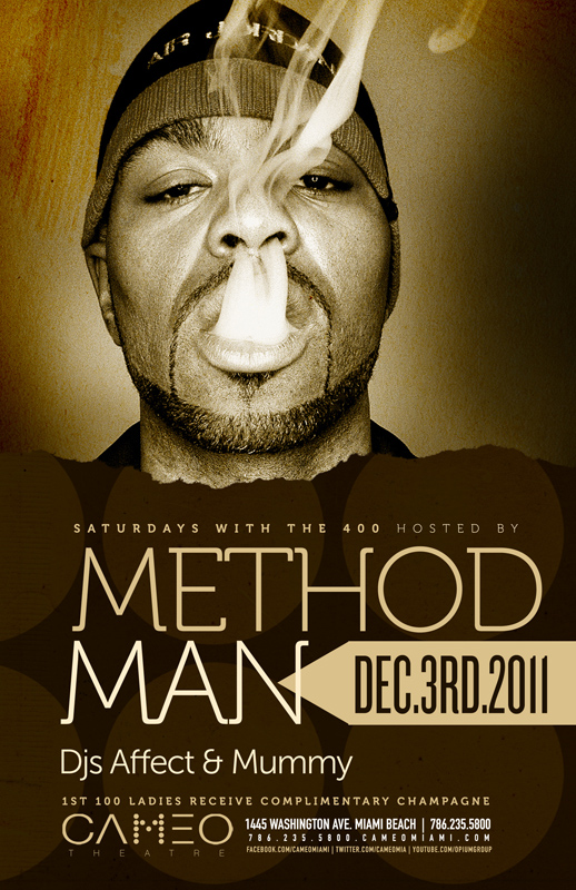 Method Man Cameo