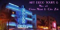 Miami Florida Art Deco Walking Tour