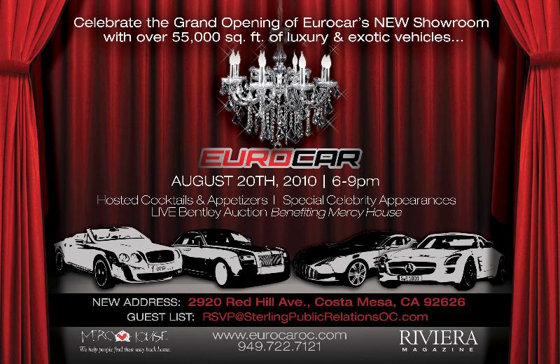 Photos From Eurocar S Grand Opening Gala