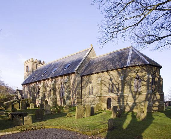 Repurposed Church Bldg