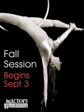 Fall Session Begins September 3