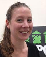 Sarah Diesing, staff accountant