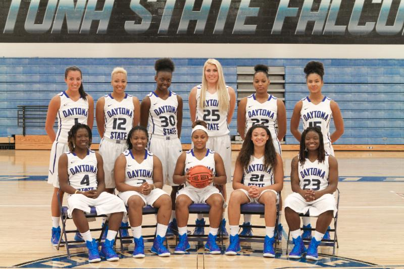 Show Your Support For Dsc S Lady Falcons During The Daytona State College Tip Off Clic Nov 8 9 With Home Basketball At 4 P M Vs