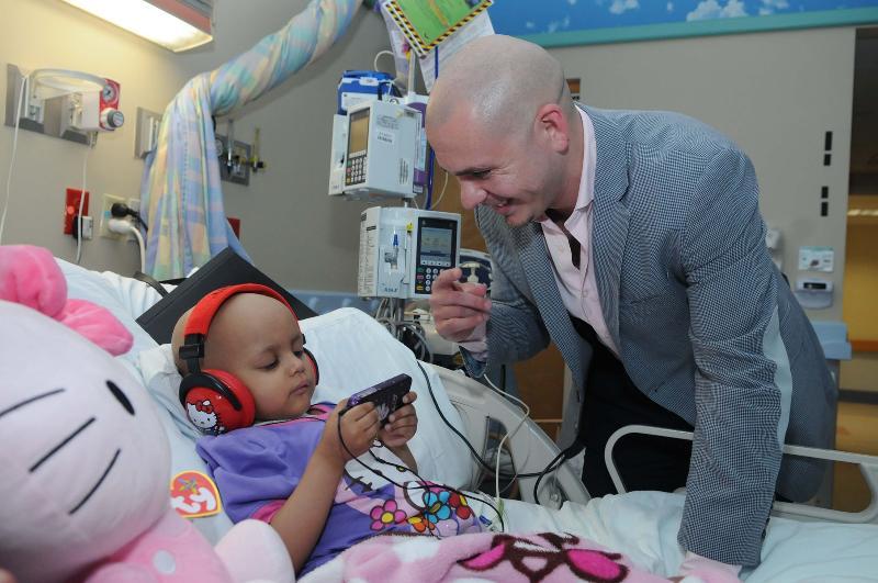 Foundation Focus - Pitbull Embraces Bald, Brave, Beautiful